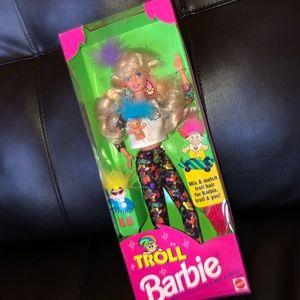 barbie trolls edition 1992